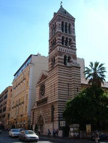 Castro Pretorio - St Pauls within the Walls