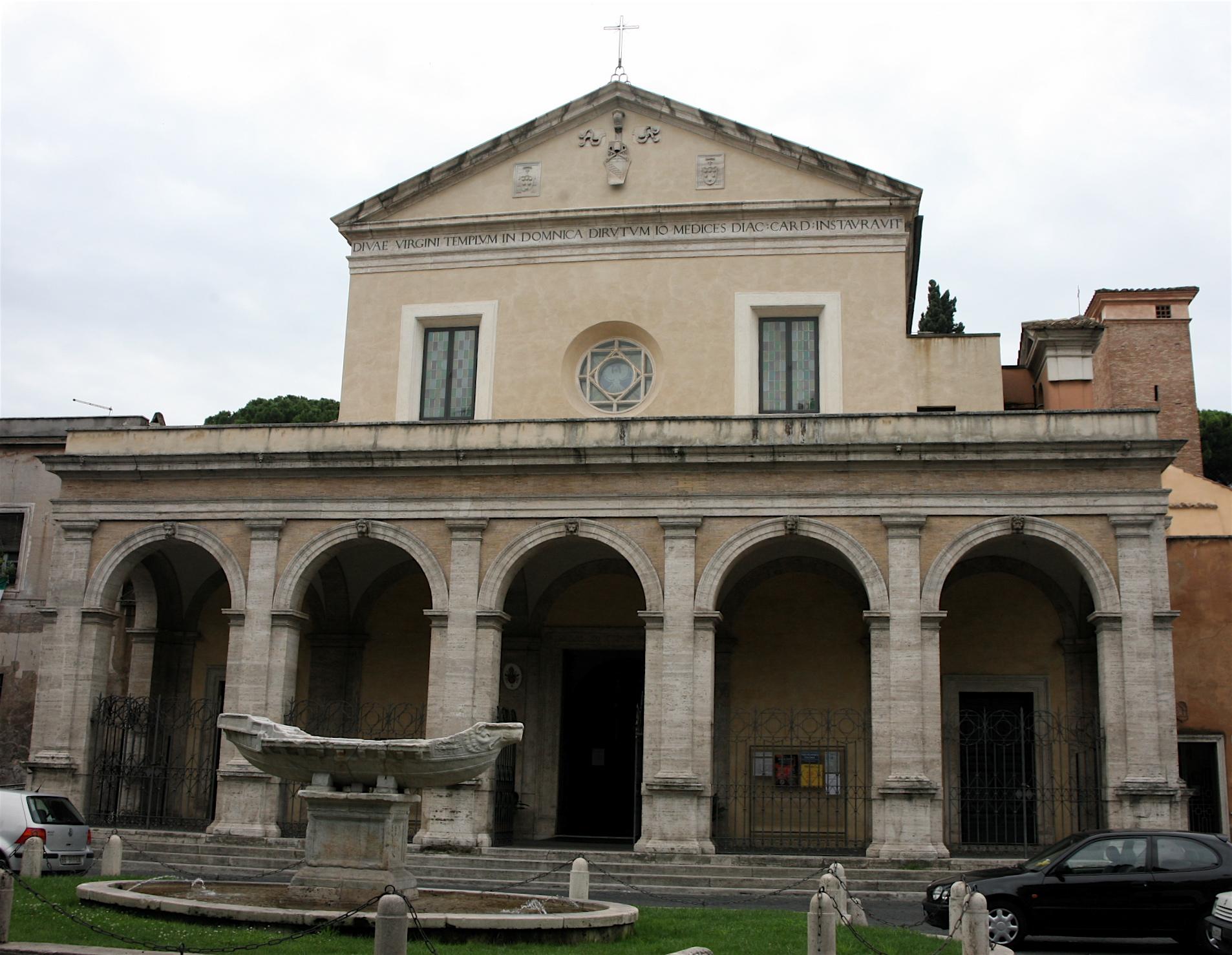 Ufficio Wikipedia : Santa maria in domnica churches of rome wiki fandom powered by wikia