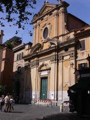 Agata in Trastevere