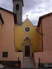 Santa Maria in Celsano, façade