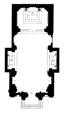 Santa Maria in Publicolis floor plan