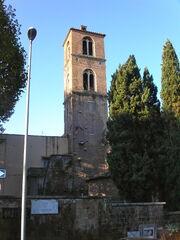 2011 Agnese fuori le Mura campanile