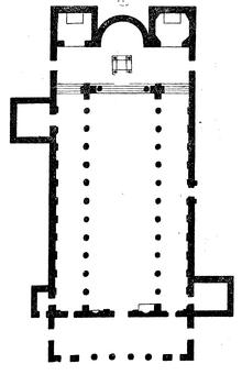 San Crisogono floor plan