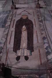 Interior, Santa Sabina