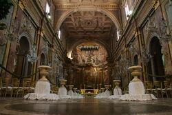 San Giovanni e Paolo interior