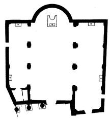 Sant'Angelo in Pescheria floor plan-0