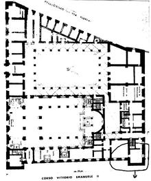 San Lorenzo in Damaso a Roma