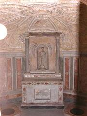 2011 Tempietto lower altar