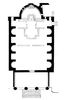Santa Balbina floor plan