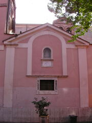 2011 Maria in Trastevere oratory