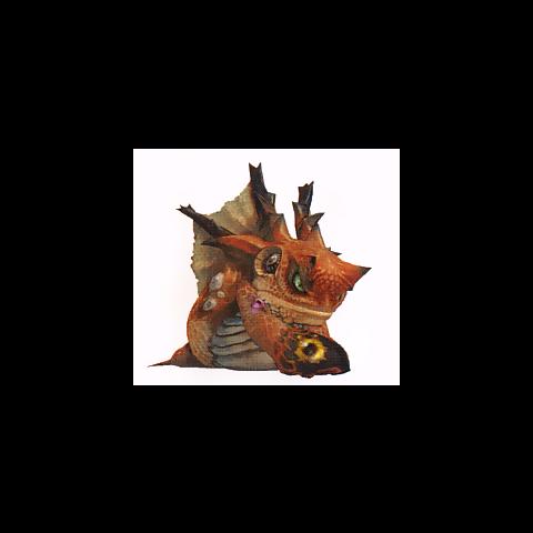 The Jewel Beast in Romancing Saga:Minstrel Song