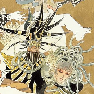 Tomomi File:Kobayashi's artwork of Kzinssie for the Re:Birth II Romancing SaGa Battle Arrange album