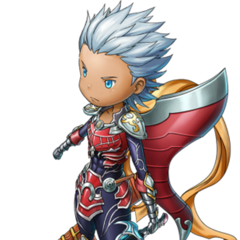 Awoken Noel from the Heaven Strike Rivals x Romancing SaGa 2 collaboration event