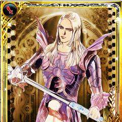 Artwork of Michael in Imperial SaGa.