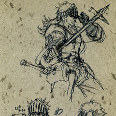 Wil Knights Concept Art