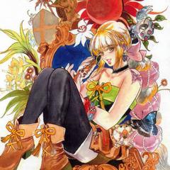 Tomomi Kobayashi artwork of Virginia