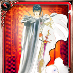 Artwork of Minerva in Imperial SaGa.