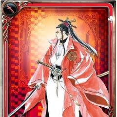 Artwork of Jubei in Imperial SaGa.