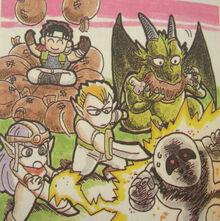 Battle (Makai Toushi SaGa)
