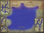 Coral Sea map