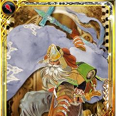 Artwork of Wil in Imperial SaGa.