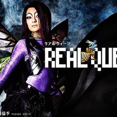 Real Queen (played by Mizuki Saito)