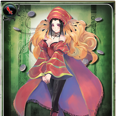 Artwork of Emerald in Imperial SaGa.