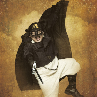 Fat Robin (played by Ware Zendō) in <i>Romancing SaGa the Stage: The Day Roanne Burned</i>
