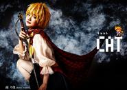 Cat - Riho Minami (SaGa the Stage)