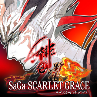 SaGa Scarlet Grace: Ambitions for Android and iOS (JP).