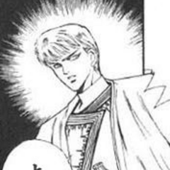 Noel (human) without armor from the Romancing SaGa 2 manga