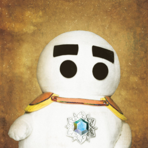 Snowman (played by Toshiya Taniguchi) in <i>Romancing SaGa the Stage: The Day Roanne Burned</i>