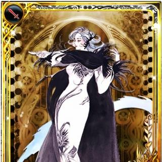 Artwork of Undine in Imperial SaGa.