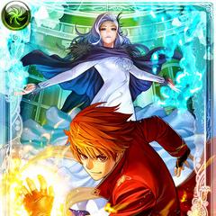 Card artwork featuring Volcano.