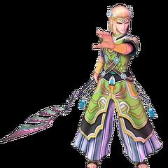 Sigfrei's full character model
