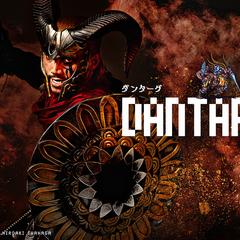Dantarg (played by Hiroaki Iwanaga)