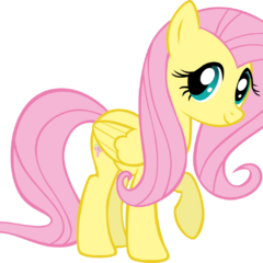 Fluttershy is my most fav of the mane six ponies also she was the first one I actually ever saw before I came to like the series. Of them all I feel I can relate the most to her personality.
