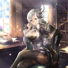 Undine's SS rank artwork