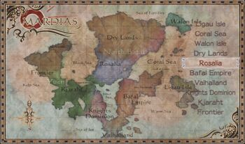 Mardias Map
