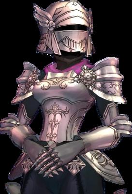SSG Battle Portrait Armored Princess