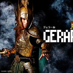 Gerard (played by Yuugo Sato)