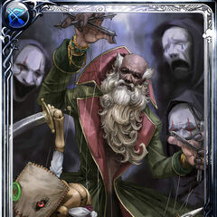 Bokhohn card art from Emperors SaGa