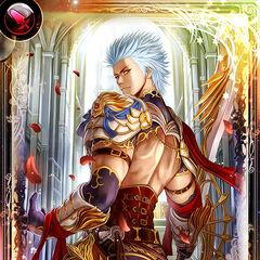 Noel card art in Emperors SaGa
