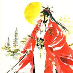 Official art of Jubei.