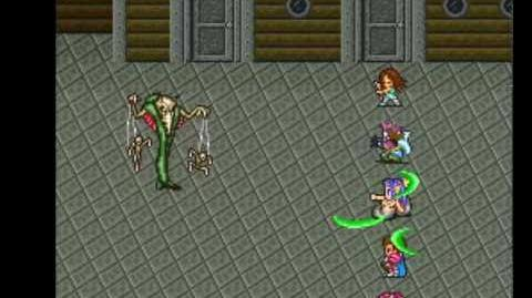Romancing Saga 2 Battle With Bokuon 1st Form