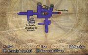 Yeoville map