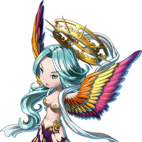 Wagnas from the Heaven Strike Rivals x Romancing SaGa 2 collaboration event
