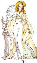 SaGa2 Venus Art