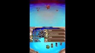 SaGa 2 Hihou Densetsu Goddess of Destiny (DS) Last Boss Ending