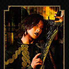 Kzinssie (played by Kei Hosogai)